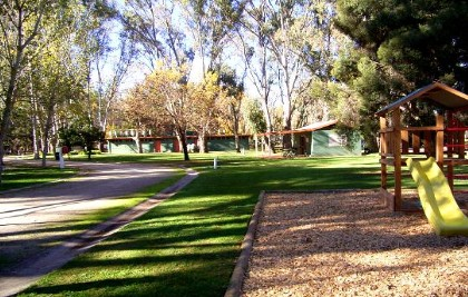 Corowa Caravan Park - Mount Gambier Accommodation