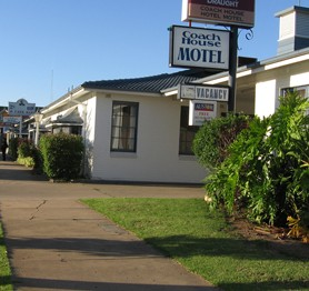 The Coach House Hotel Motel - Mount Gambier Accommodation