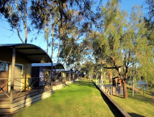 BIG4 Deniliquin Holiday Park - Mount Gambier Accommodation