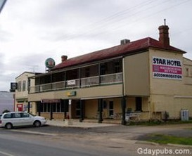 The Star Hotel - Mount Gambier Accommodation