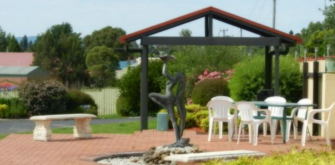 Clansman Motel - Mount Gambier Accommodation