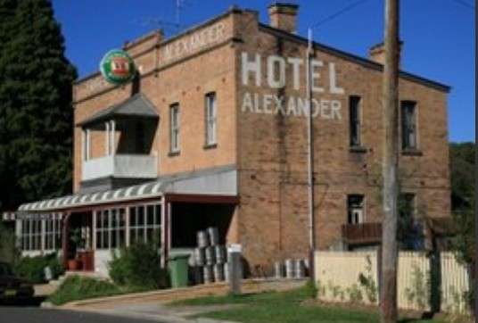 Alexander Hotel Rydal - Mount Gambier Accommodation