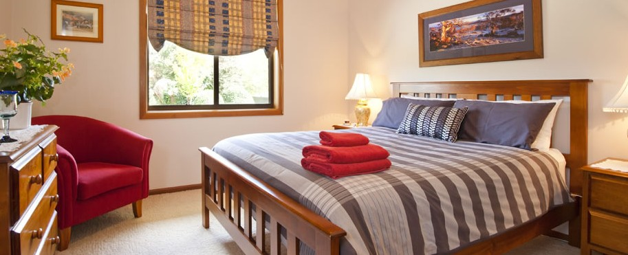 Clifton Gardens Bed and Breakfast - Orange NSW - Mount Gambier Accommodation