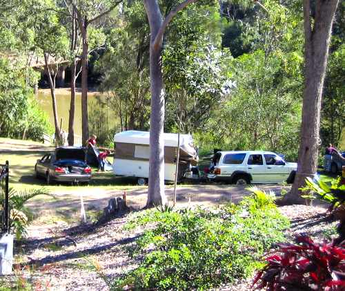 Burrum River Caravan Park - Mount Gambier Accommodation