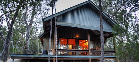 Girraween Environmental Lodge - Mount Gambier Accommodation