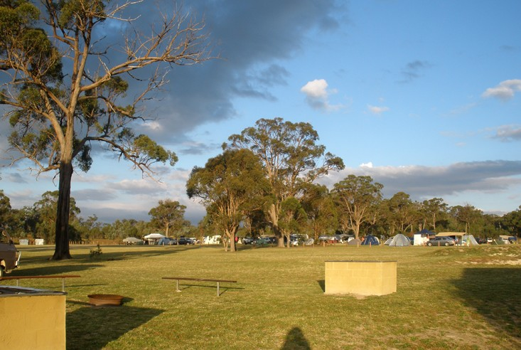 Sommerville Valley Tourist Park - Mount Gambier Accommodation