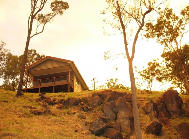 ecoRidge Hideaway - Mount Gambier Accommodation