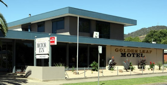 Golden Leaf Motel - Mount Gambier Accommodation
