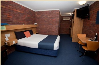 Comfort Inn Blue Shades - Mount Gambier Accommodation