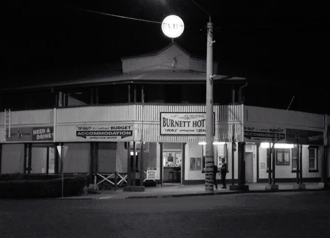 Burnett Hotel - Mount Gambier Accommodation