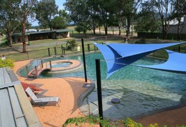 Valley Vineyard Tourist Park - Mount Gambier Accommodation