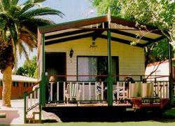 Swan Hill Riverside Caravan Park - Mount Gambier Accommodation