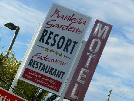 Banksia Gardens Resort Motel - Mount Gambier Accommodation