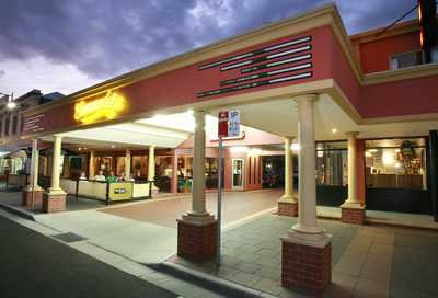 The Commodore Motor Inn - Mount Gambier Accommodation