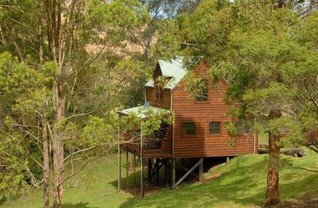 Hookes Creek Forest Retreat - Mount Gambier Accommodation