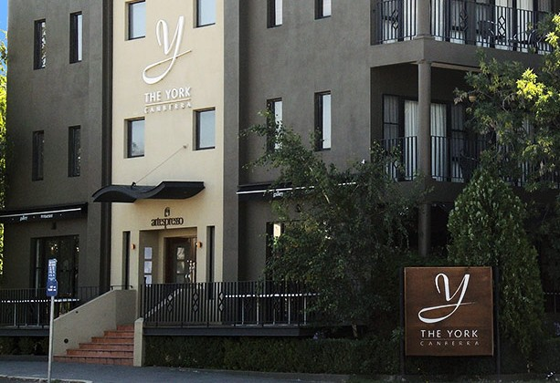 The York Canberra - Mount Gambier Accommodation