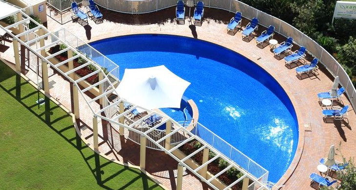 Xanadu Main Beach - Mount Gambier Accommodation