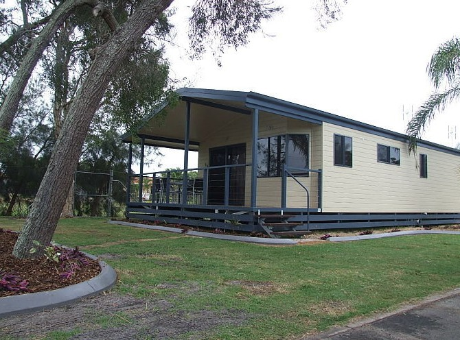 Happy Wanderer Village Caravan Park - Mount Gambier Accommodation