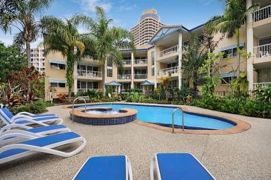 Surfers Beach Holiday Apartments