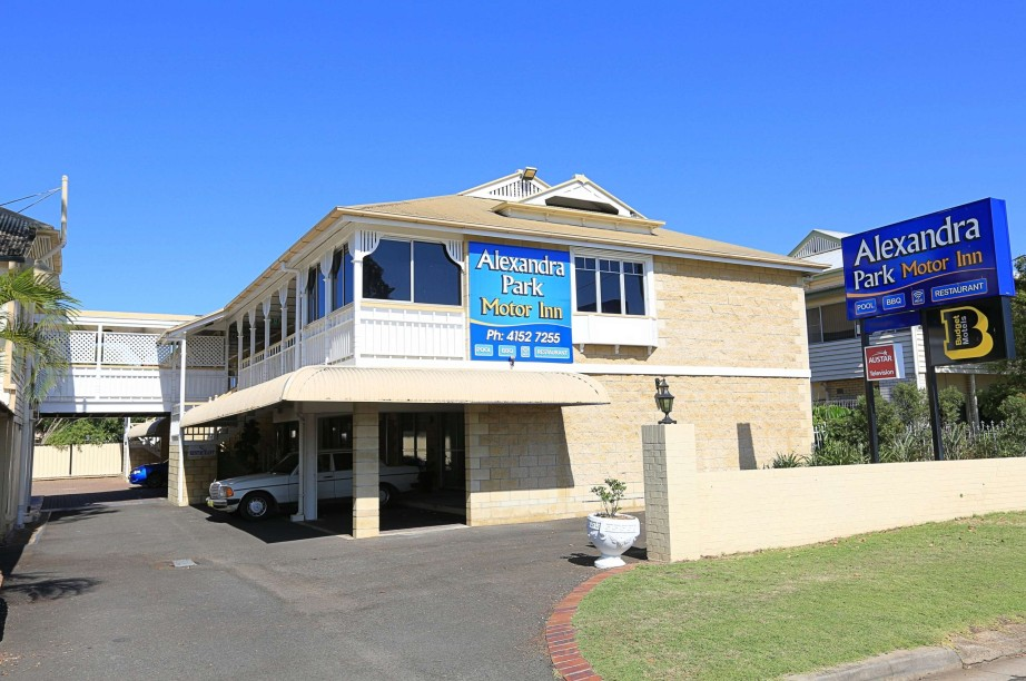 Alexandra Park Motor Inn - Mount Gambier Accommodation