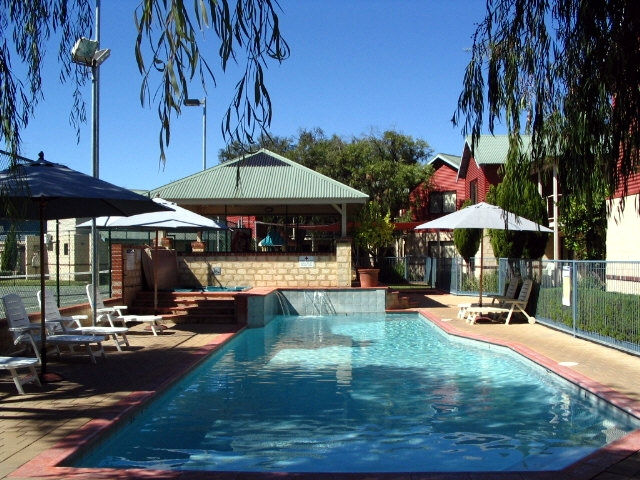 Amalfi Resort - Mount Gambier Accommodation