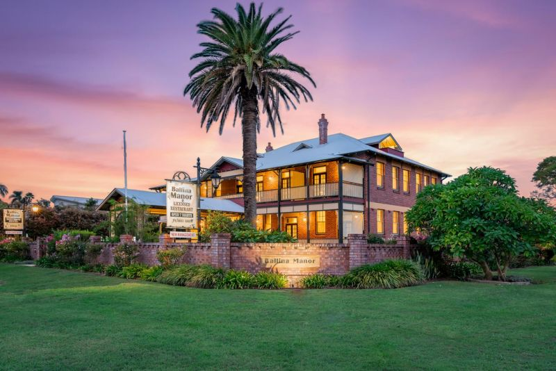 Ballina Manor Boutique Hotel  - Mount Gambier Accommodation
