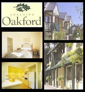 Adelaide Oakford Apartments - Mount Gambier Accommodation