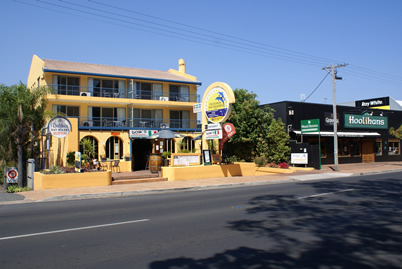 Delfinos Bay Resort - Mount Gambier Accommodation