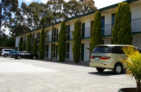 Mulgrave Court Motor Inn - Mount Gambier Accommodation
