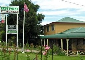 Rest Point Motel - Mount Gambier Accommodation