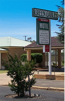 Green Gables Motel - Mount Gambier Accommodation