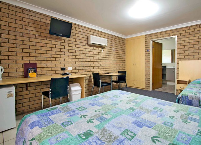 Sunray Motor Inn Toowoomba - Mount Gambier Accommodation