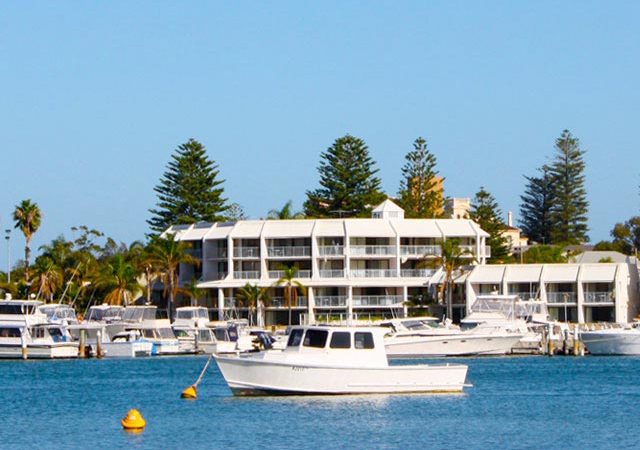 Pier 21 Apartment Hotel Fremantle - Mount Gambier Accommodation