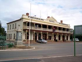 Franklin Harbour Hotel - Mount Gambier Accommodation