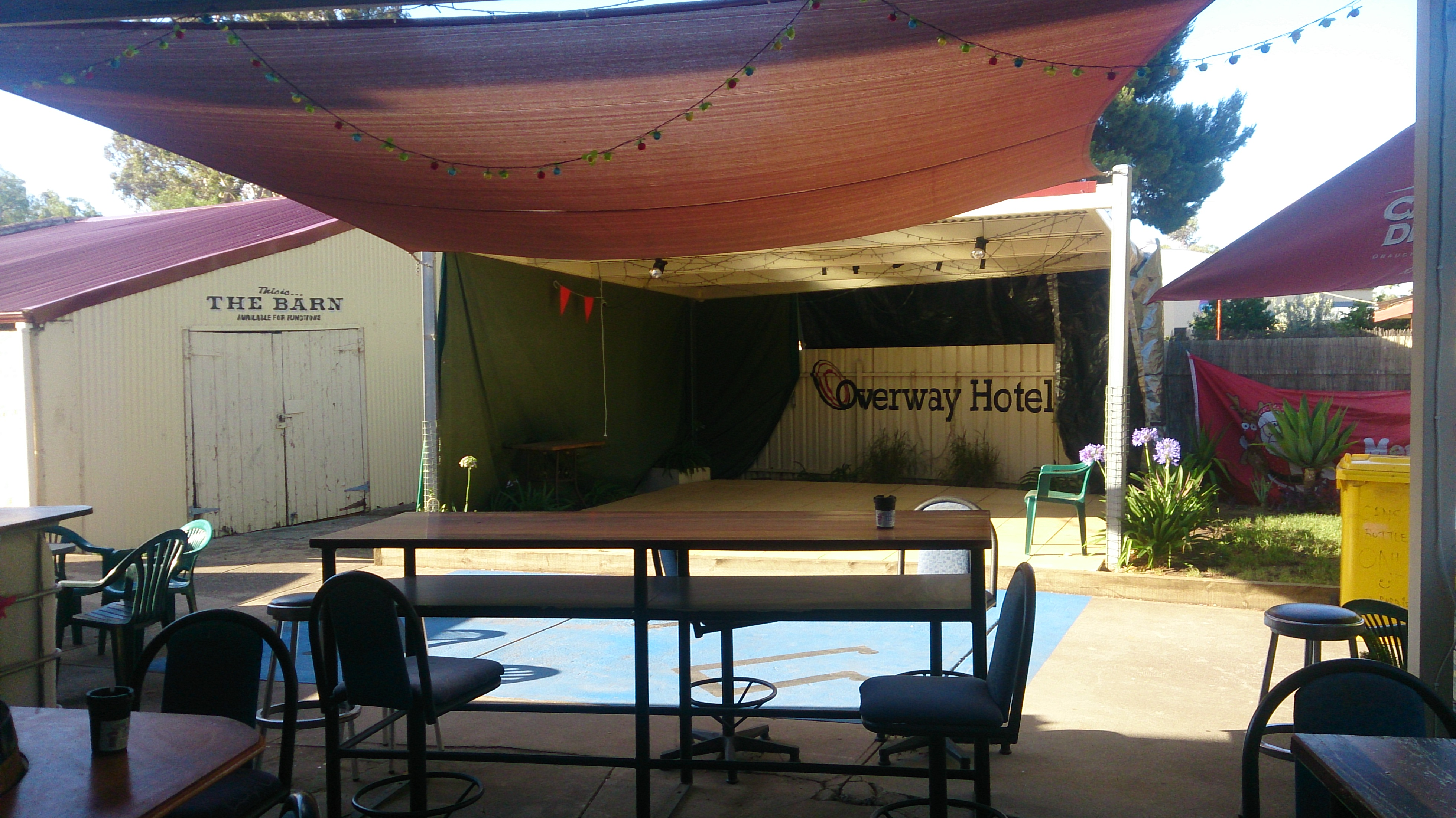 Overway Hotel - Mount Gambier Accommodation