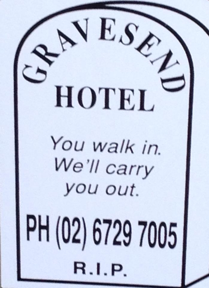 Gravesend Hotel - Mount Gambier Accommodation