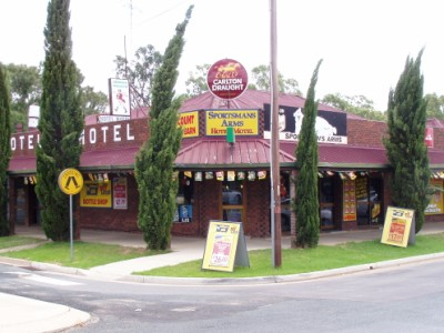 Sportsmans Arms Hotel Motel - Mount Gambier Accommodation