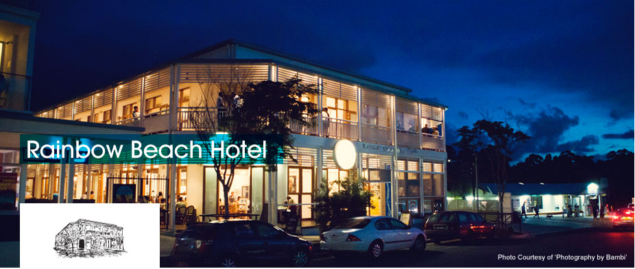 Rainbow Beach Hotel - Mount Gambier Accommodation