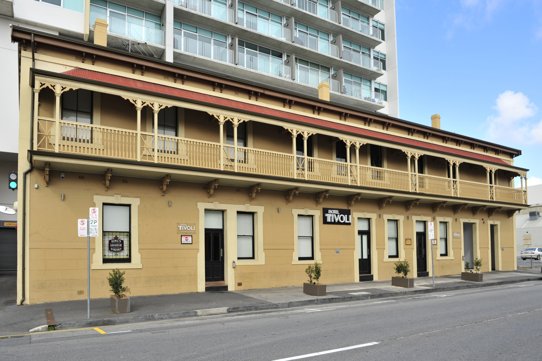 Hotel Tivoli - Mount Gambier Accommodation