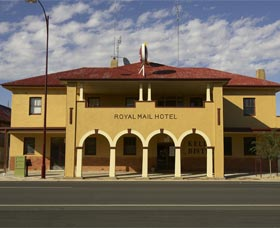 Royal Mail Hotel Jerilderie - Mount Gambier Accommodation