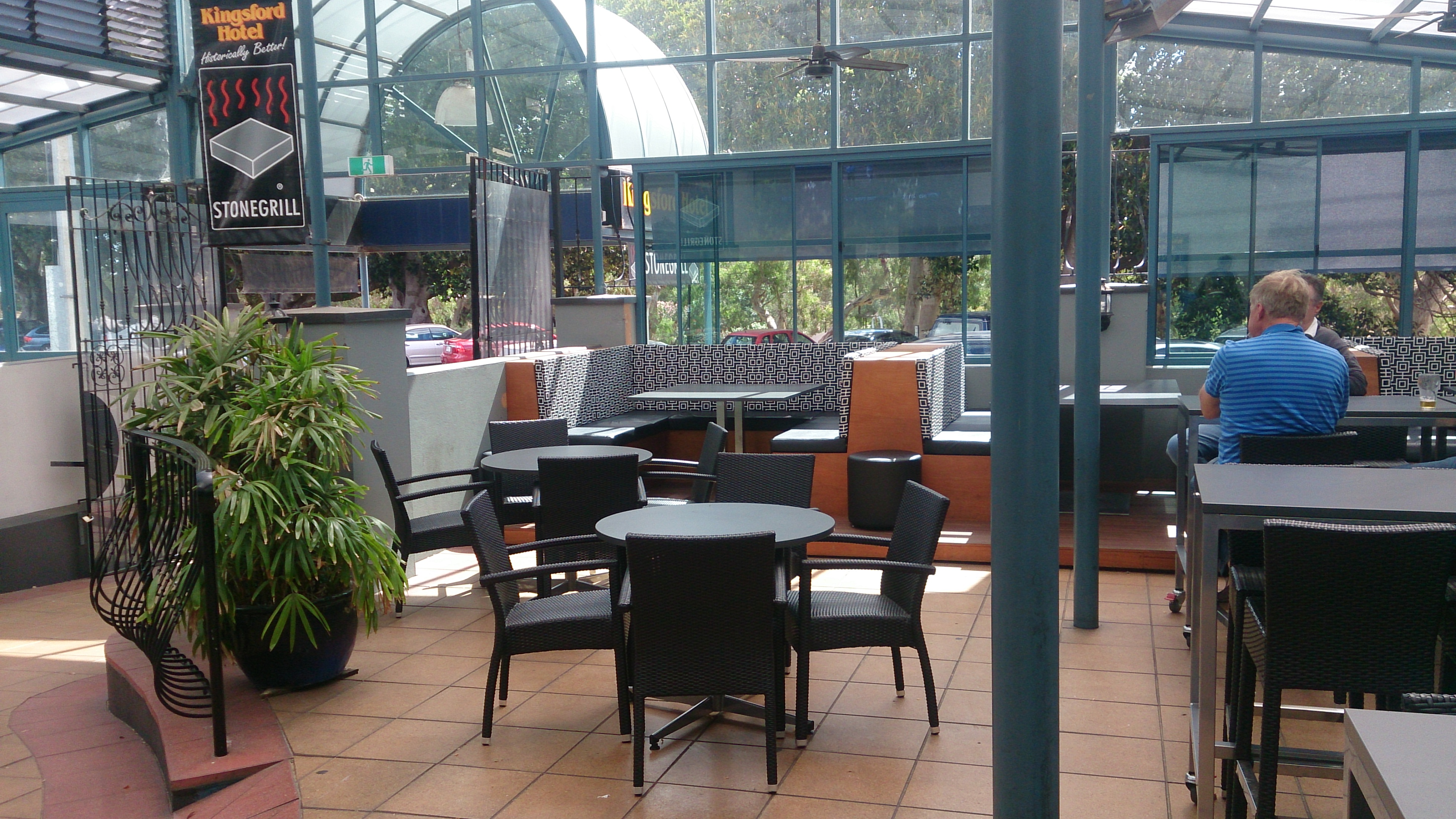 Kingsford Hotel - Mount Gambier Accommodation
