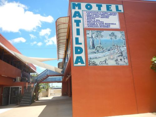 Matilda Motel - Mount Gambier Accommodation