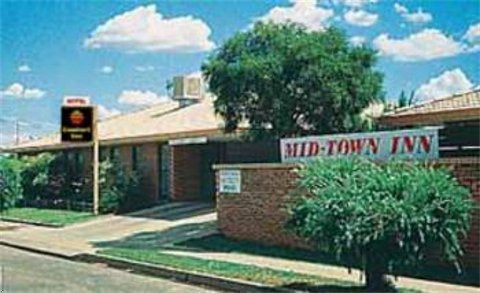 Comfort Inn - Mid Town - Mount Gambier Accommodation