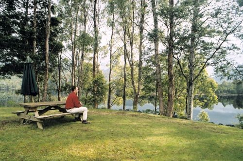 Tullah Lakeside Chalet - Mount Gambier Accommodation