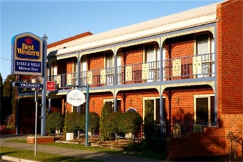 Best Western Burke amp Wills Motor Inn - Mount Gambier Accommodation
