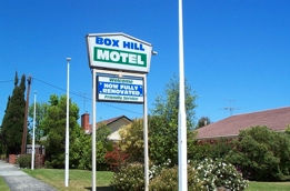 Box Hill Motel - Mount Gambier Accommodation