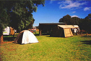 Princes Hwy Caravan Park - Mount Gambier Accommodation