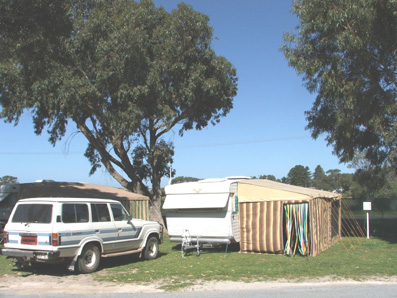 Waterloo Bay Tourist Park - Mount Gambier Accommodation