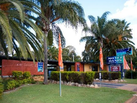 Motel Oasis - Mount Gambier Accommodation