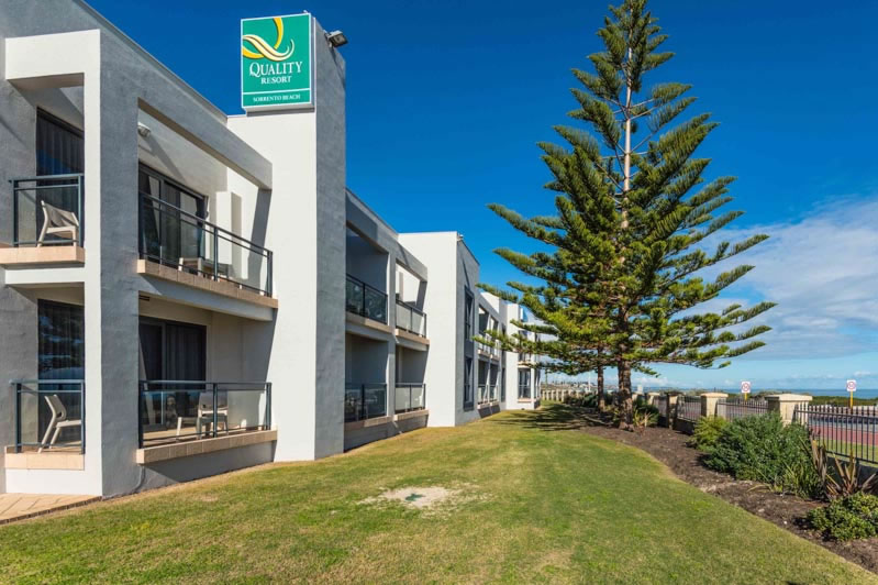Quality Resort Sorrento Beach - Mount Gambier Accommodation